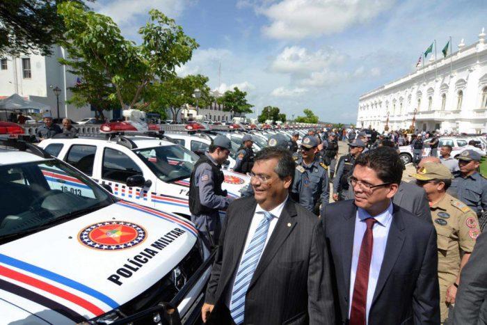 """""""Por que Flávio Dino nega informações sobre veículos alugados em outros estados para uso na Polícia"""" questiona deputado Wellington"""