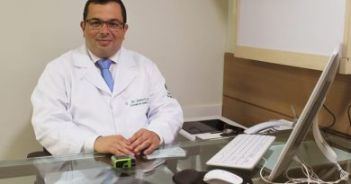 Cirurgião Stênio Roberto Santos é o presidente da liga acadêmica